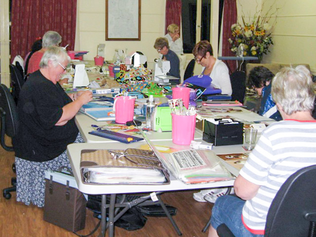 Quilting & Patchwork Retreats at Stacey's At The Gap