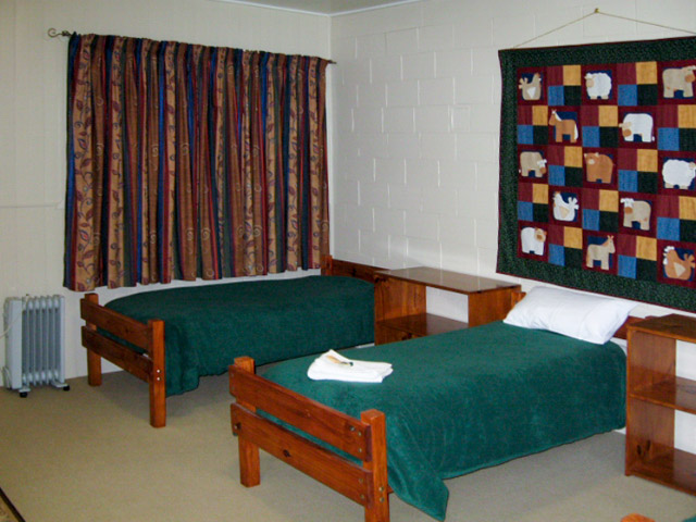 Accommodation facilities at Stacey's At The Gap