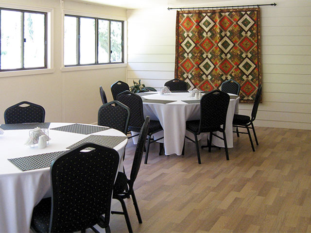 Conference & Retreat facilities at Stacey's At The Gap